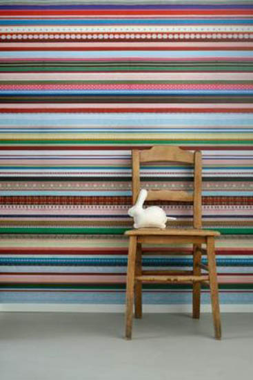 colorful stripes on a wall, beautiful wallpapers for kids