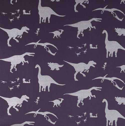black wallpapers for kids room decorating