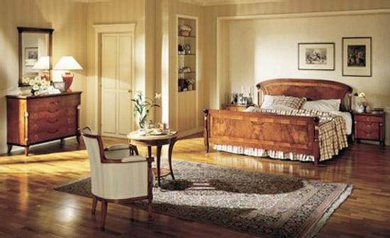 Biedermeier furniture for bedroom decor