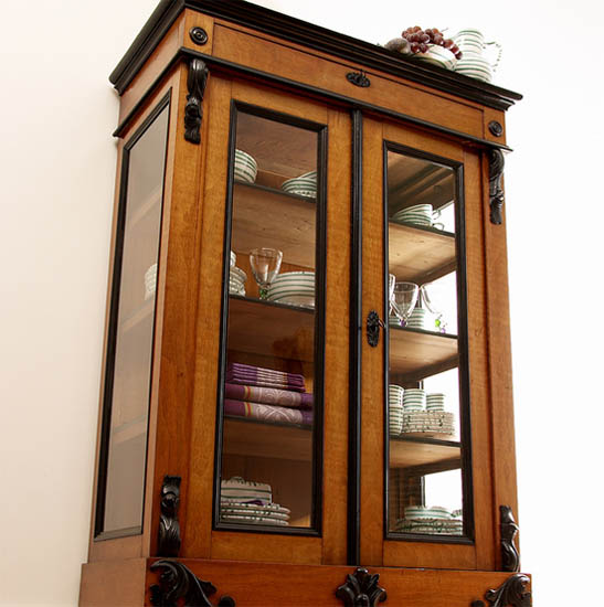 antique Biedermeier furniture for dining room