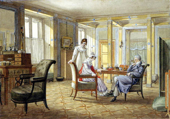 Biedermeier Interior Style Comfortable And Sentimental
