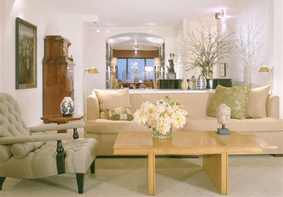 Biedermeier furniture for modern living room designs