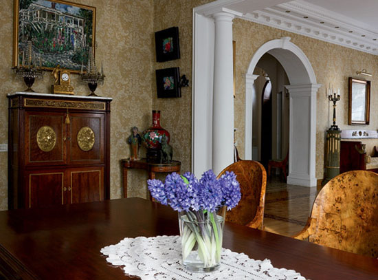 Home Decorating With Modern Art: How To Use Antiques For Modern Interior Decorating In