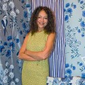 Home Textiles colors of Tricia Guild