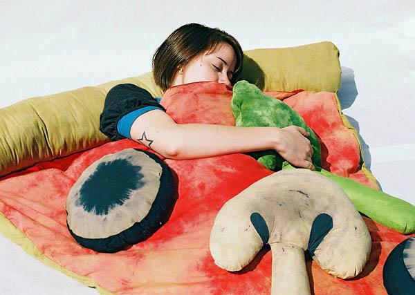 decorative cushions food inspired designer pillows. Black Bedroom Furniture Sets. Home Design Ideas