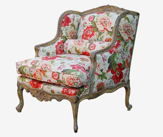 Vintage Furniture Upholstery Fabrics And Painting Ideas