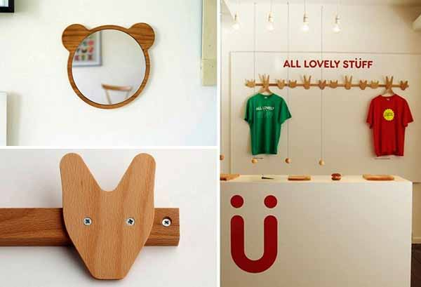 Cute Decorative Accessories from All Lovely Stuff, Modern ... - photo#6