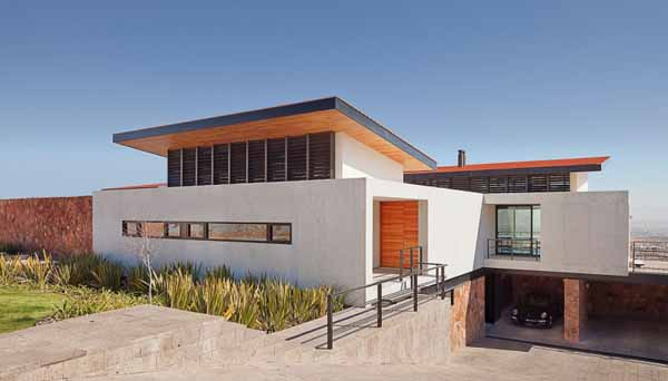 mexican house design