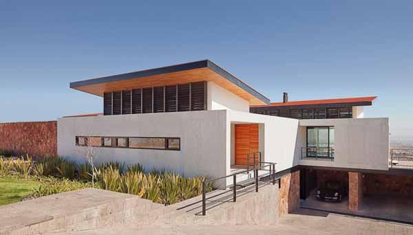 mexican house design