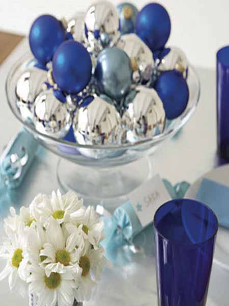 New Years Eve Party Table Centerpieces, Creative Winter ...