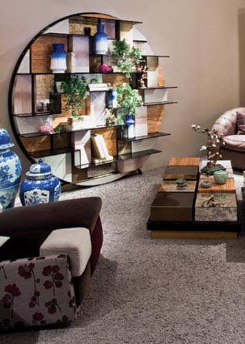 Modern oriental interior decorating ideas from jp passion for Interior decoration accessories