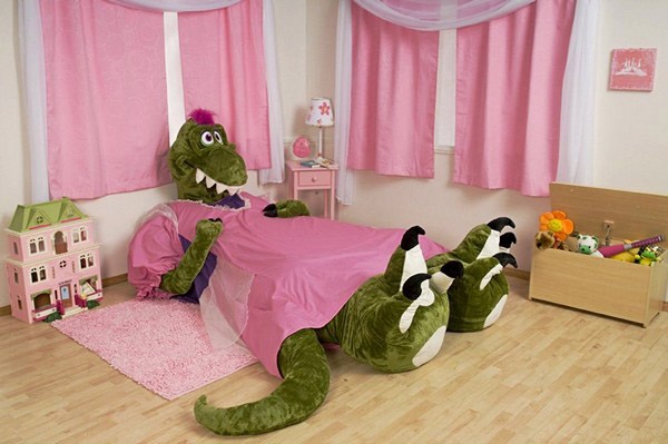 Stuffed Animal Beds Kids Bedroom Furtniture Design Ideas