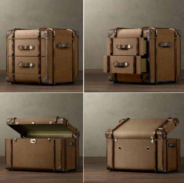 Fine Vintage Furniture And Decorative Accessories Richards Trunks Retro Decor