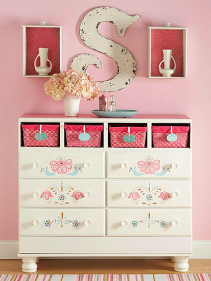 painting ideas for storage furniture decoration