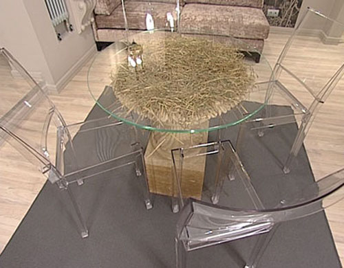 Stunning DIY Glass Top Dining Tables 500 x 390 · 64 kB · jpeg