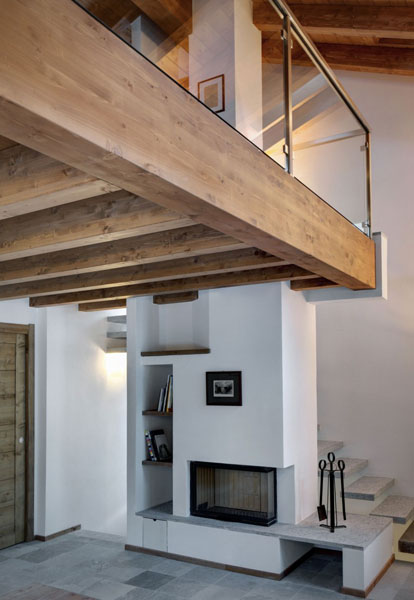 Italian Style Country Home Casa Up Old House Renovating