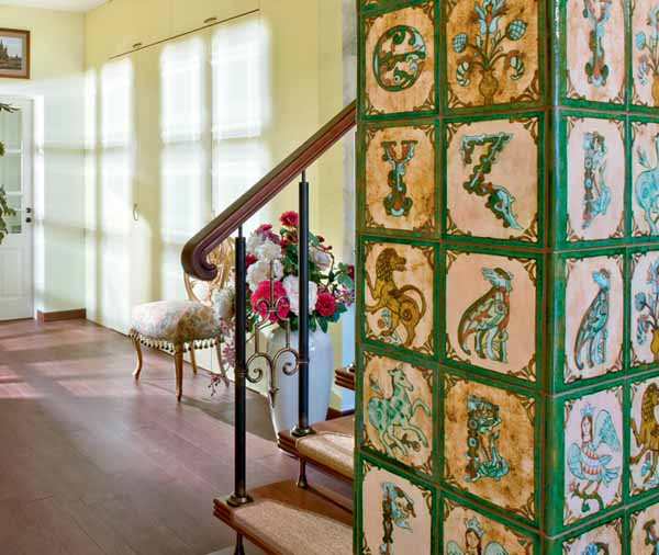 Russian Interior Decorating Style, Vintage Decor Ideas For