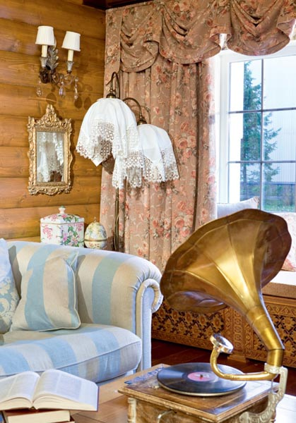 Russian Interior Decorating Style Vintage Decor Ideas For