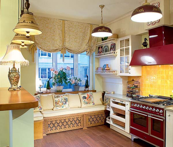 Russian Interior Decorating Style, Vintage Decor Ideas for ...