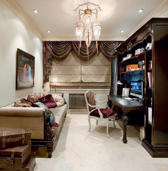 Home Decor Interior Design: Luxurious Apartment Ideas, Interior Decorating In