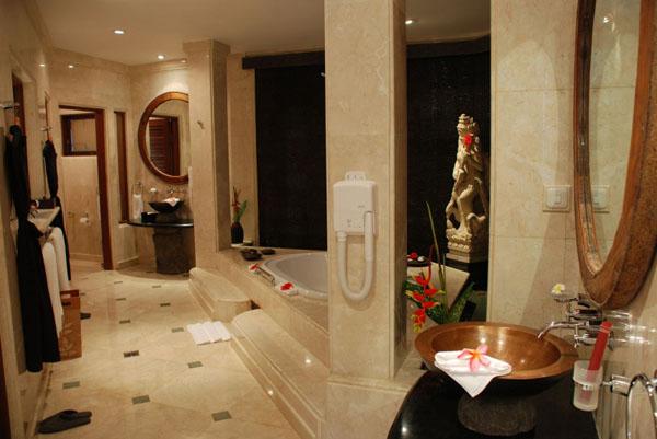 luxurious bathroom decorating ideas