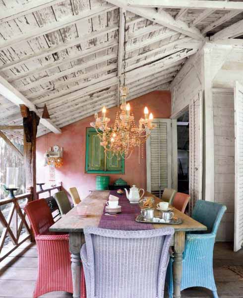 Balinese Home Decor, Tropical Theme In Asian Interior