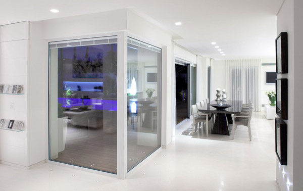 glass doors for interior decorating