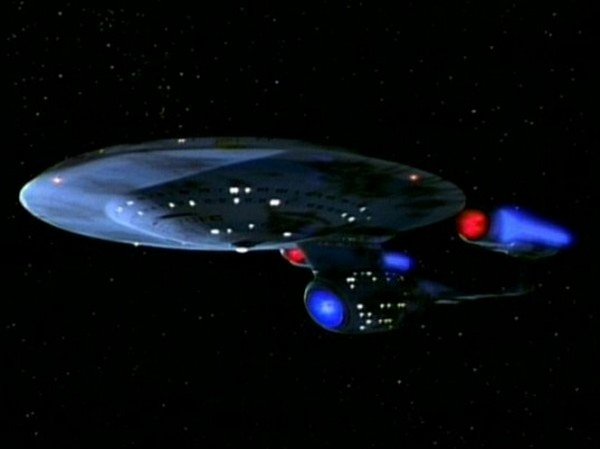 spaceship uss enterprise