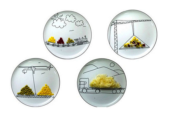 Black And White Plates For Kids With Images