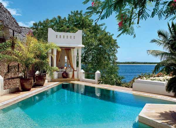 outdoor pool in kenya
