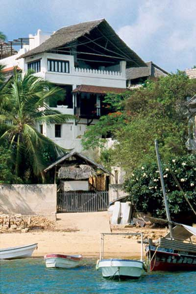 beach house in kenya