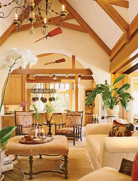 Hawaiian Decor Aloha Style Tropical Home Decorating