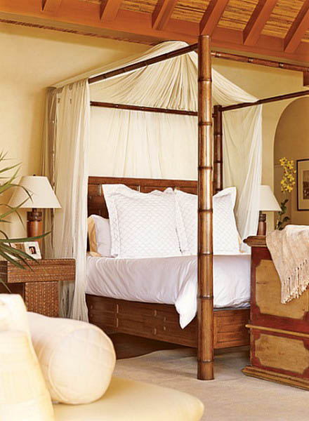 Hawaiian decor aloha style tropical home decorating ideas for Hawaiian themed bedroom designs