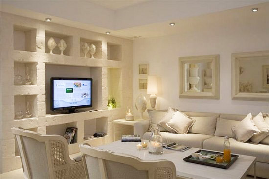 White Decorating Ideas From Borgo Egnazia Hotel Italian