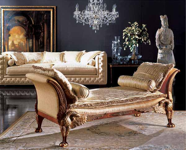 Art Nouveau Decor Living Room Design 2
