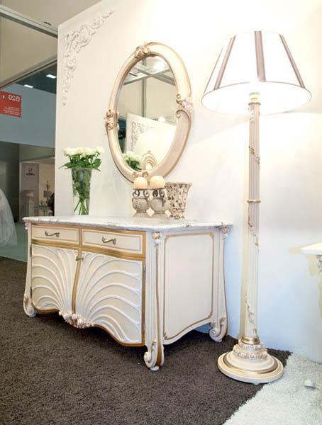 art nouveau furniture and decor accessories