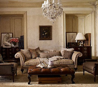 Home Furnishings from Ralph Lauren Home, Modern Interior Decorating ...
