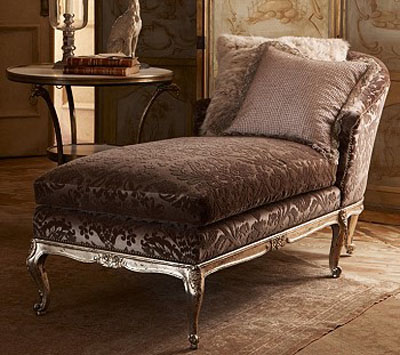 velvet furniture upholstery and silk cushions