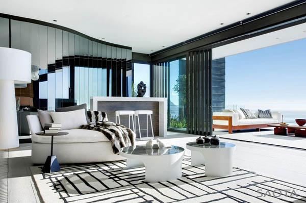 white living room furniture