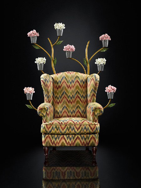 chair upholstery fabrics with ethnic motifs