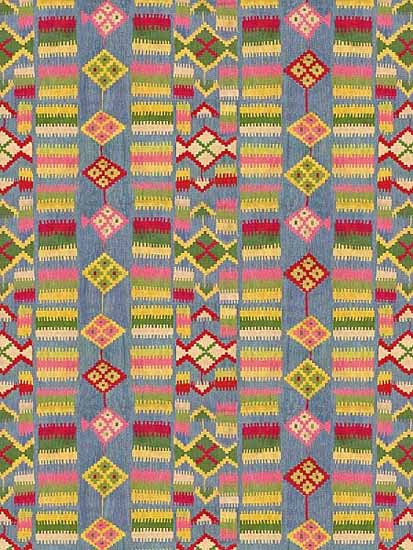 Italian Textiles And Fabric Prints Inspired By Eastern