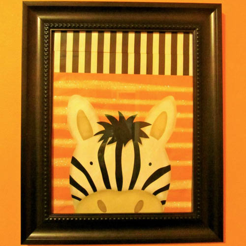 african wall decorations for kids rooms