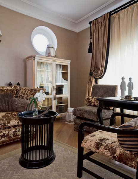 traditional decor decorating apartment classic styles apartments moscow residence room living avan caro photographs