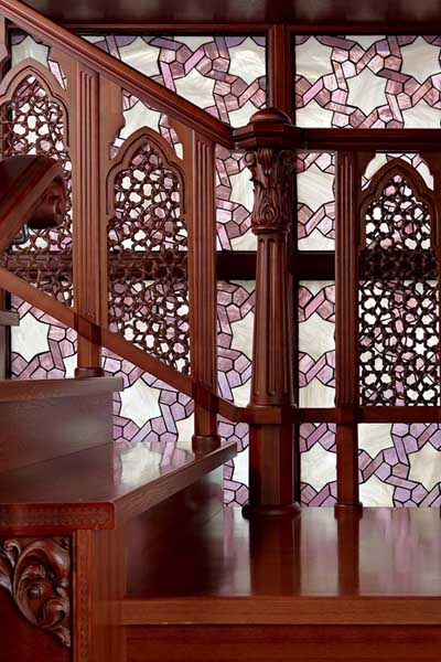 Arabic decorative motifs in the modern day interior for Arabic decoration