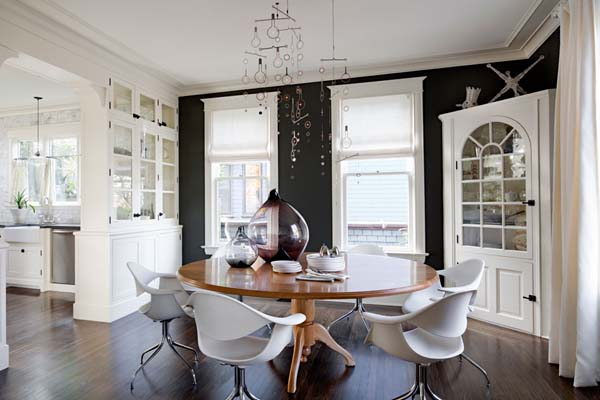 black and white paint colors