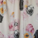 curtain fabric with floral designs