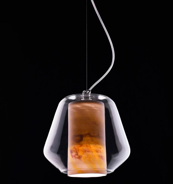 artisan pendant light