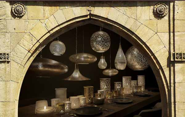 Lighting Fixtures For Arabic Decor