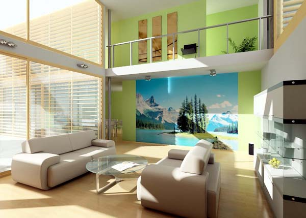 15 Ideas for Interior Decorating with Posters and Photographs Prints