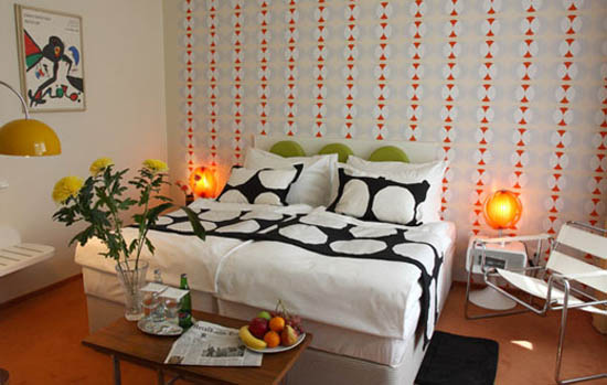 70s inspired bedroom 24 retro decor ideas retro furniture and room decorating 10013